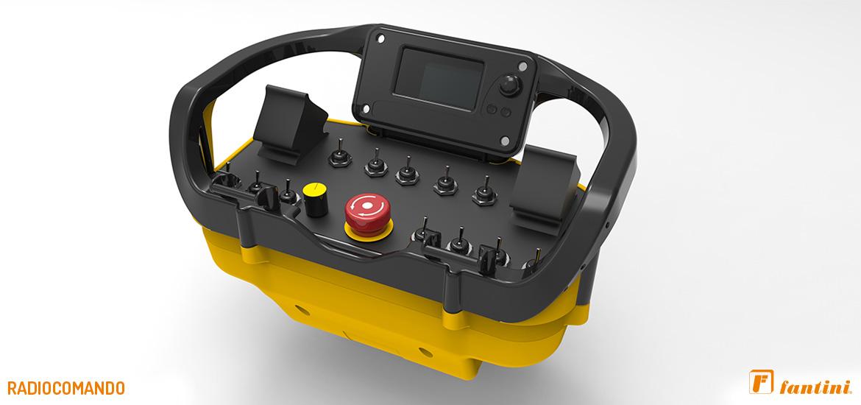 Autec radio remote control